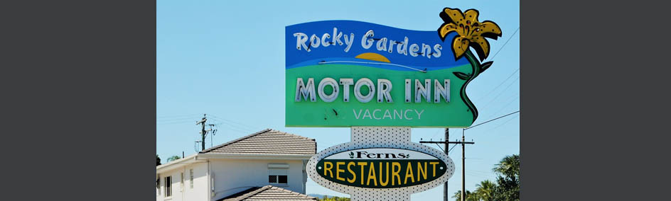 The Rockhampton Motel offers 42 comfortable 4-star rooms for business travellers or families.