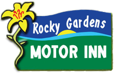 Rocky Gardens Motel Accommodation in Rockhampton